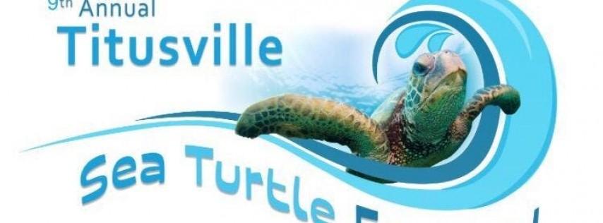 2019 Annual Titusville Sea Turtle Festival