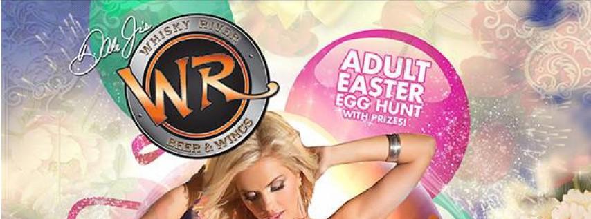 Club Life 101: Adult Egg Hunt