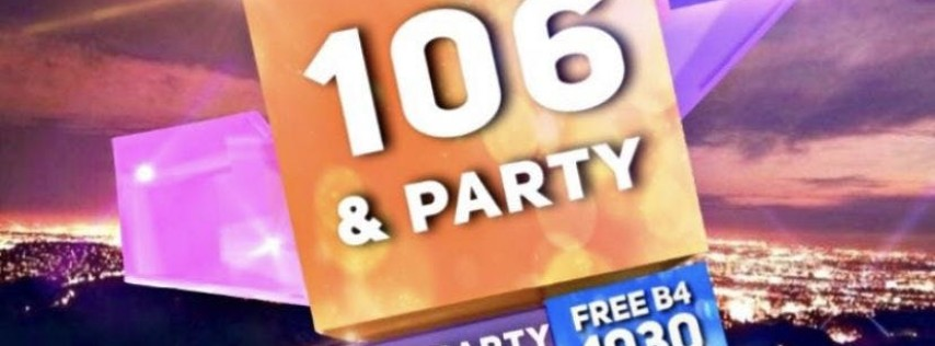 106 & Party : A 2000's Party