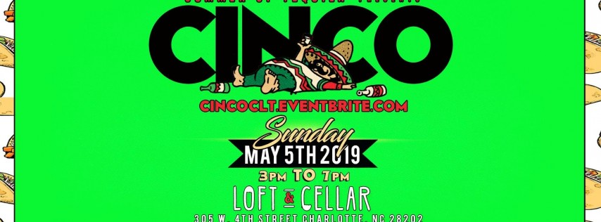 """Trap Cinco: """"Summer of Tequila Series"""""""
