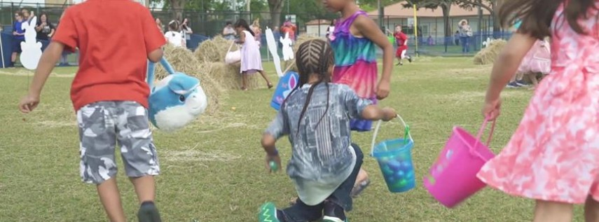 Hoppin' into Springs Egg Hunt