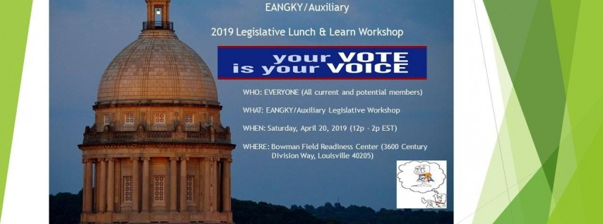 EANGKY/Auxiliary Legislative Workshop
