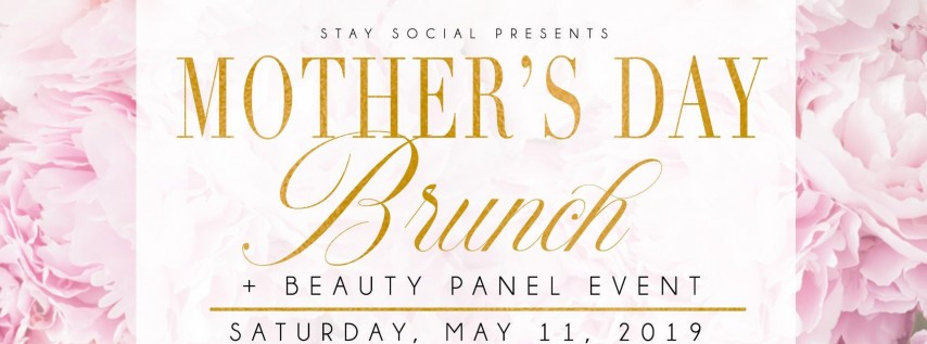 Mother's Day Brunch + Beauty Panel