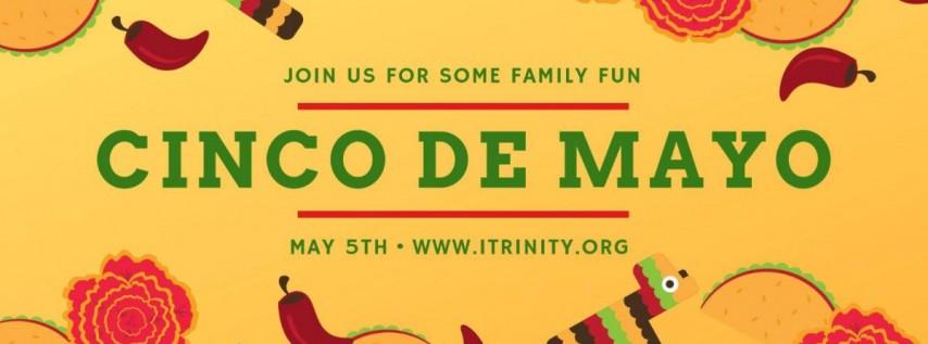 Family Fun Cinco de Mayo Party