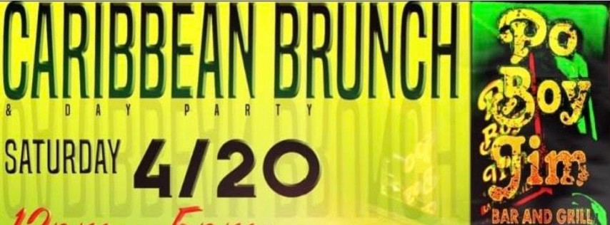 Caribbean Brunch & Day Party!