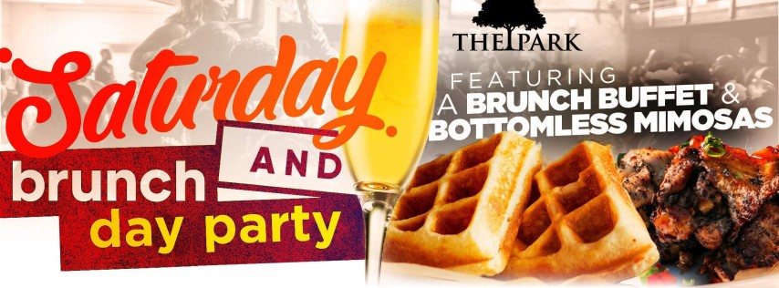 The Park Saturday Brunch + Day Party!