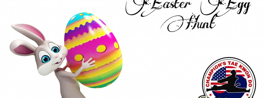 Free Easter Egg Hunt With Prizes