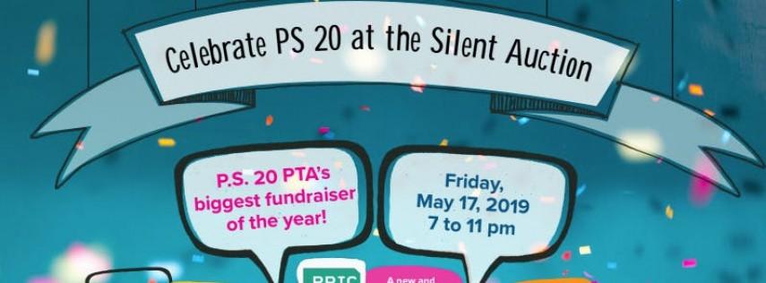 Celebrate PS 20: Silent Auction