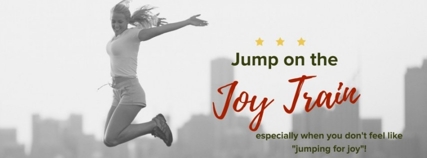 Jump on the Joy Train