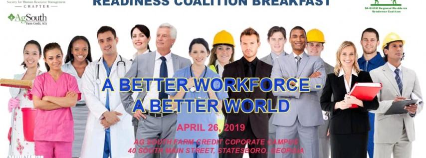 2019 REGIONAL COALITION BREAKFAST