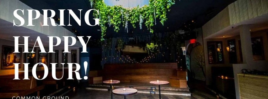 NYC Latino Professionals Spring Happy Hour