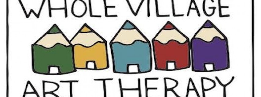 Grown-Up Easter Egg Hunt Fundraiser for Whole Village Art Therapy 2019