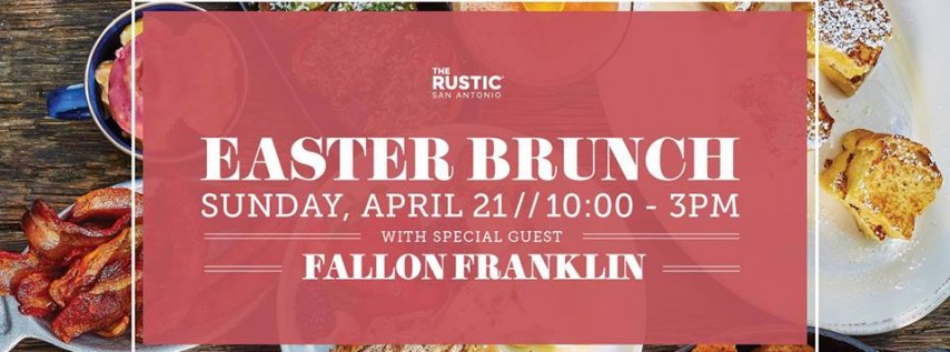 Easter Brunch | The Rustic