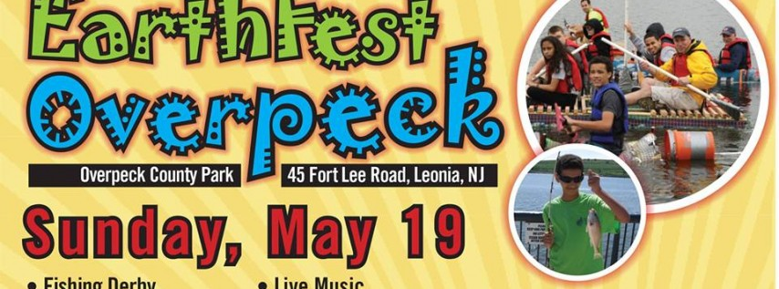 6th Annual EarthFest Overpeck
