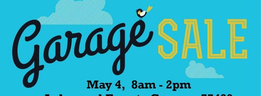 Spring Garage Sale Fundraiser