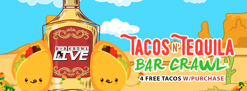 Tacos N' Tequila Crawl | Hoboken, NJ