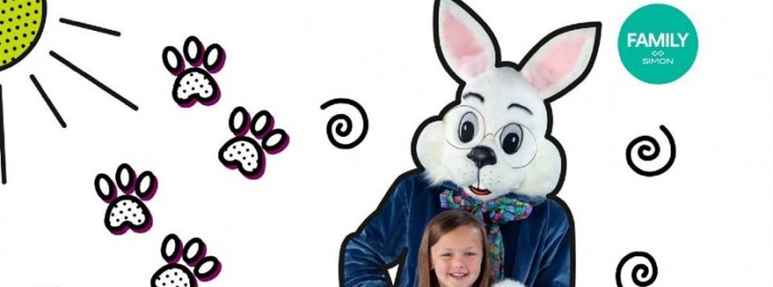 Easter Bunny Photo Time with Playland