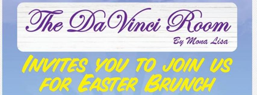 Easter Brunch at The DaVinci Room