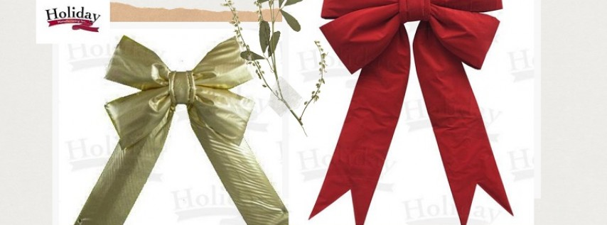 Now shop for giant bows with a discount rate