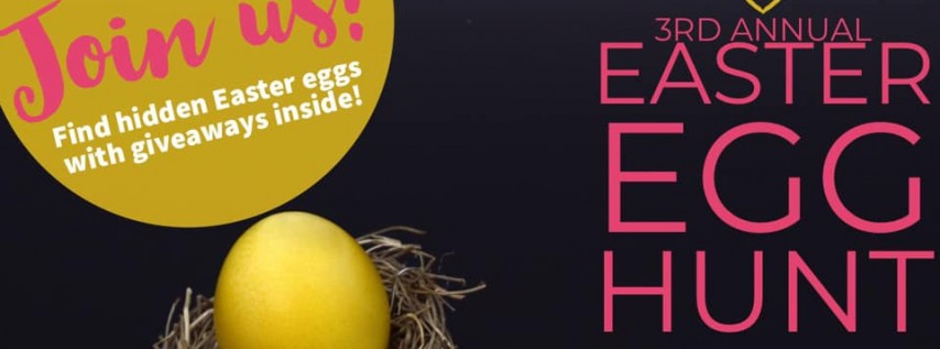 Tally-Ho Easter Egg Hunt