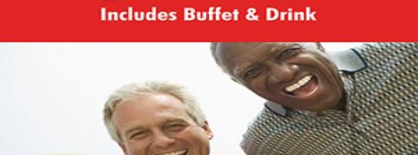 $4.99 Senior Special at Cicis (Unlimited Buffet + Drink)