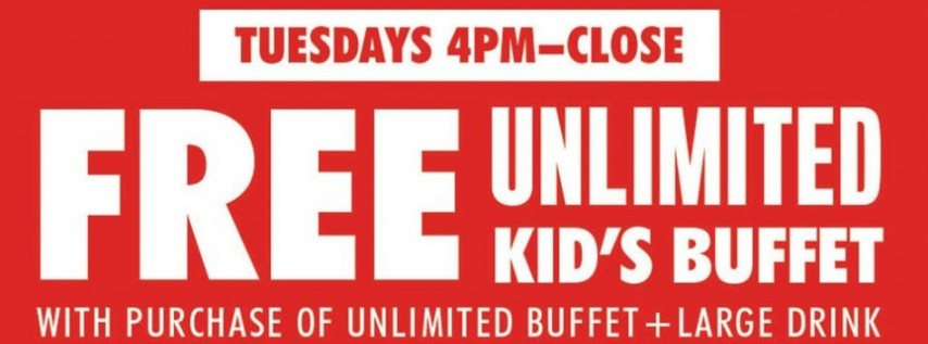 Kids Eat Free Tuesdays at Cicis - Clearwater