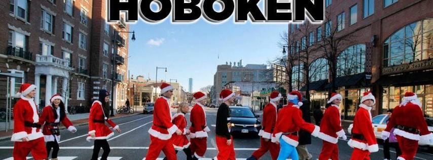 Hoboken SantaCon Crawl 2019