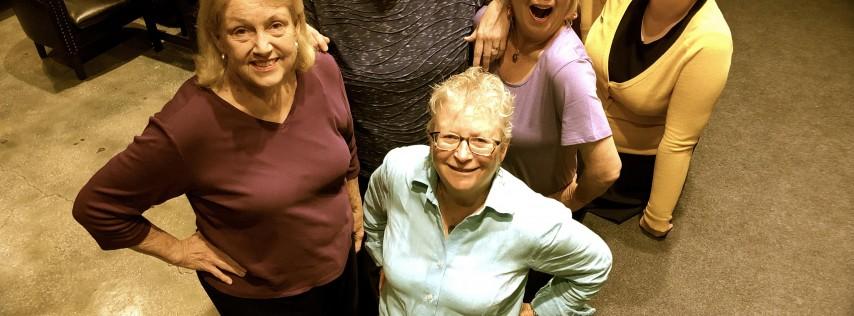 Mom*Prov - An improv comedy show dedicated to moms