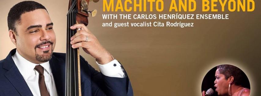 Carlos Henriquez Ensemble & guest vocalist Cita Rodríguez