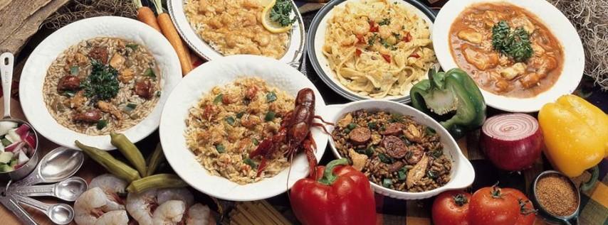 2ND ANNUAL CREOLE (KREYOL/KRIOL/CRIOULO) FOOD FESTIVAL