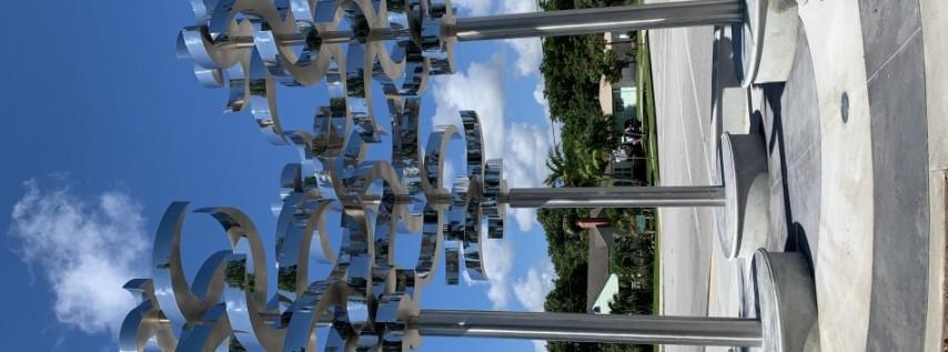 KINETIC ART EXHIBIT ANNOUNCES 5TH BIENNIAL EVENT IN BOYNTON BEACH, FL