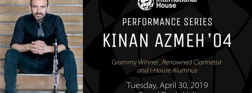 Performance Series: Kinan Azmeh '04