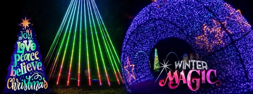 Winter Magic | A Drive-Thru Christmas Lights Experience