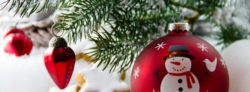 Christmas Tree Craft Session!