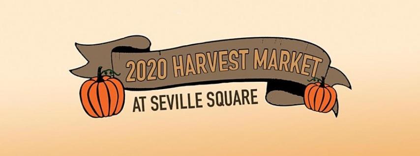 2020 Harvest Market at Seville Square
