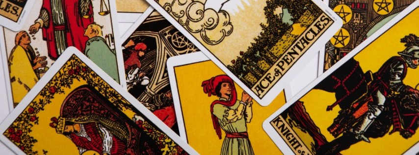 Tarot Card and Coffee Grind Readings @ The Witch's Brew (CO Vintage & Art)