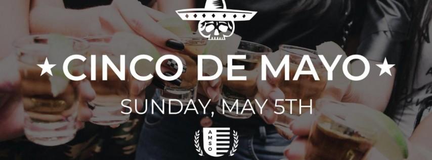 Cinco de Mayo Brunch Party & Sunday Funday