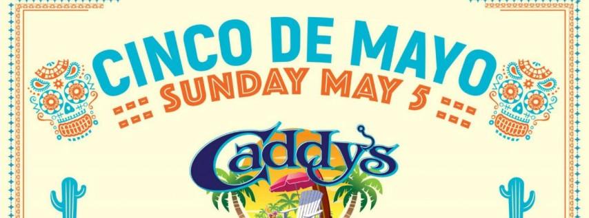 Cinco de Mayo Beach Party