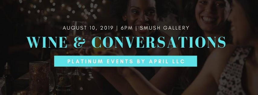 Wine & Conversations