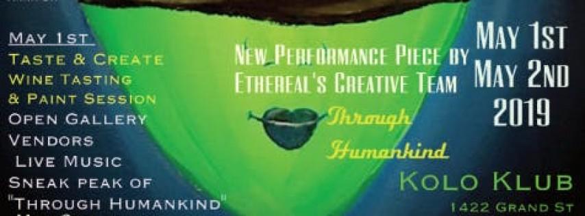 Festival Ethereal: Taste and Create