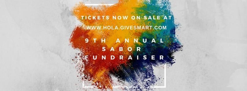 9th Annual Sabor de Hola Fundraiser