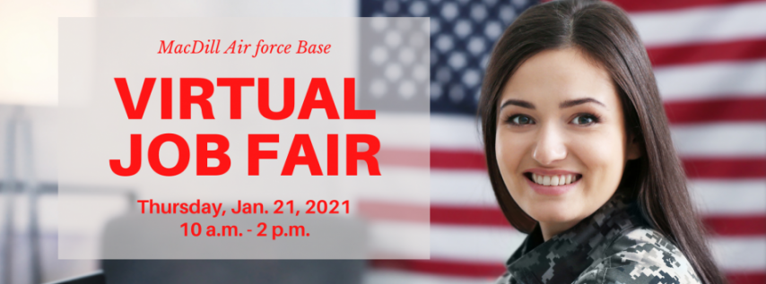 MacDill Air Force Base Virtual Job Fair