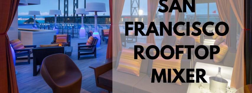 San Francisco Rooftop Mixer 4/25/19  at Hotel VIA