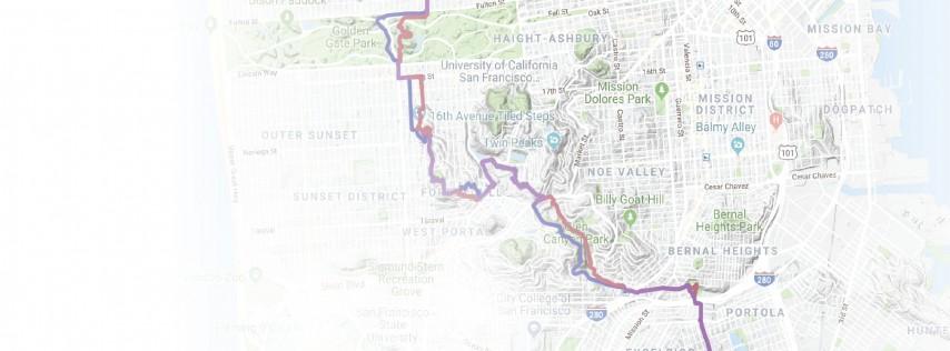 Walking San Francisco's Cross Town Trail