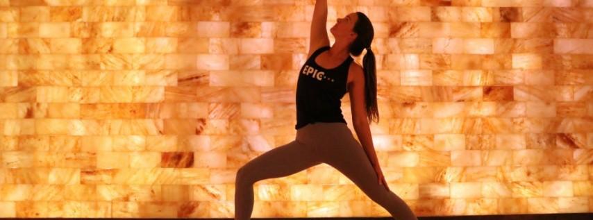 Restorative Salt Yoga