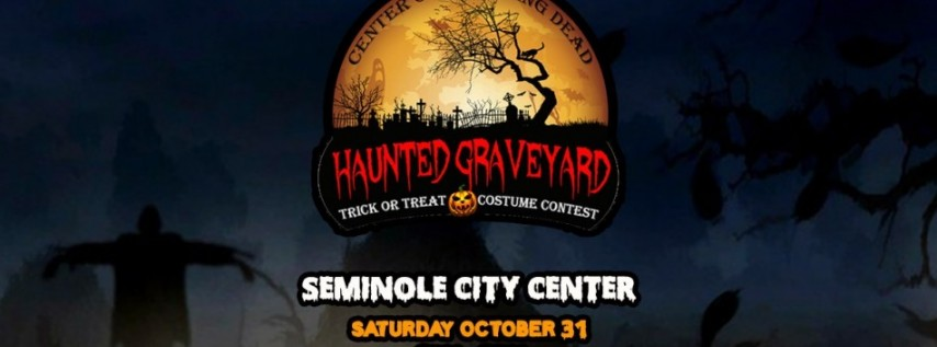 Haunted Graveyard, Trick or Treat & Costume Contest!