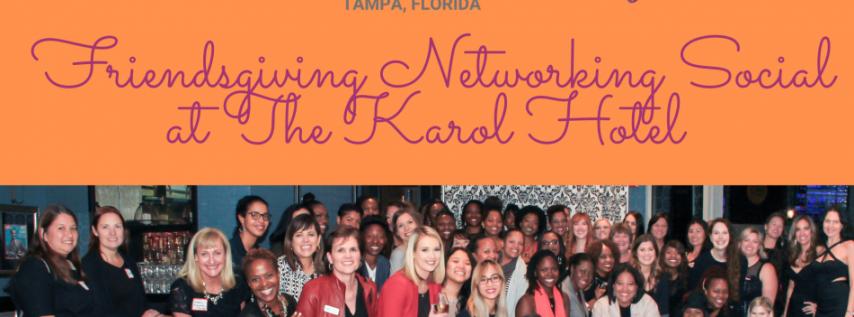 Friendsgiving Networking Social at The Karol Hotel