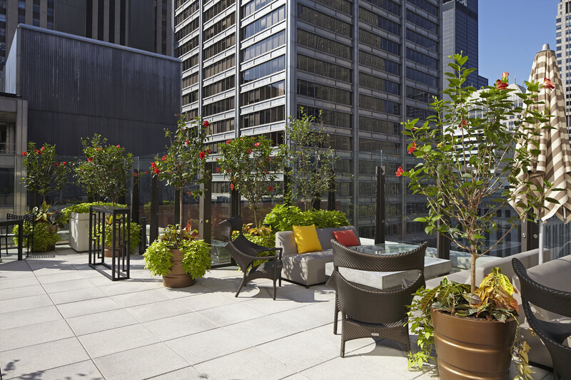 Job Openings at AIRE, Downtown Chicago Rooftop Bar and Lounge, for the Rooftop S
