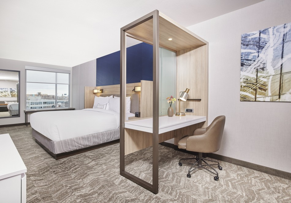 SpringHill Suites Now Open in Chicago's Chinatown Neighborhood