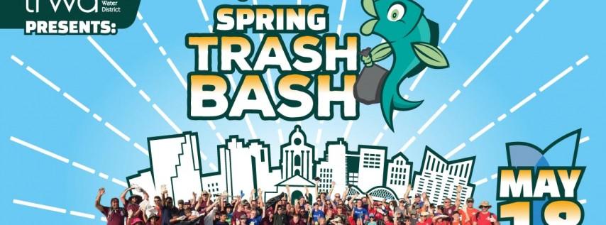 Spring Trash Bash Location 1